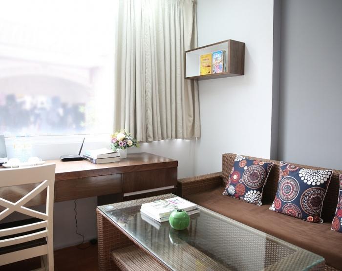 Căn hộ dịch vụ giá rẻ Trần Duy Hưng