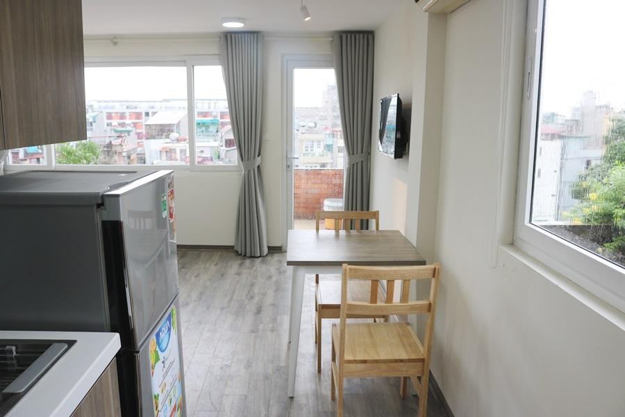 Studio Apartment Hoang Hoa Tham street – Ba Dinh