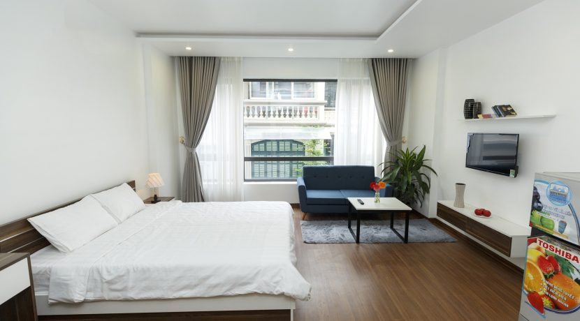 studio apartment cau giay