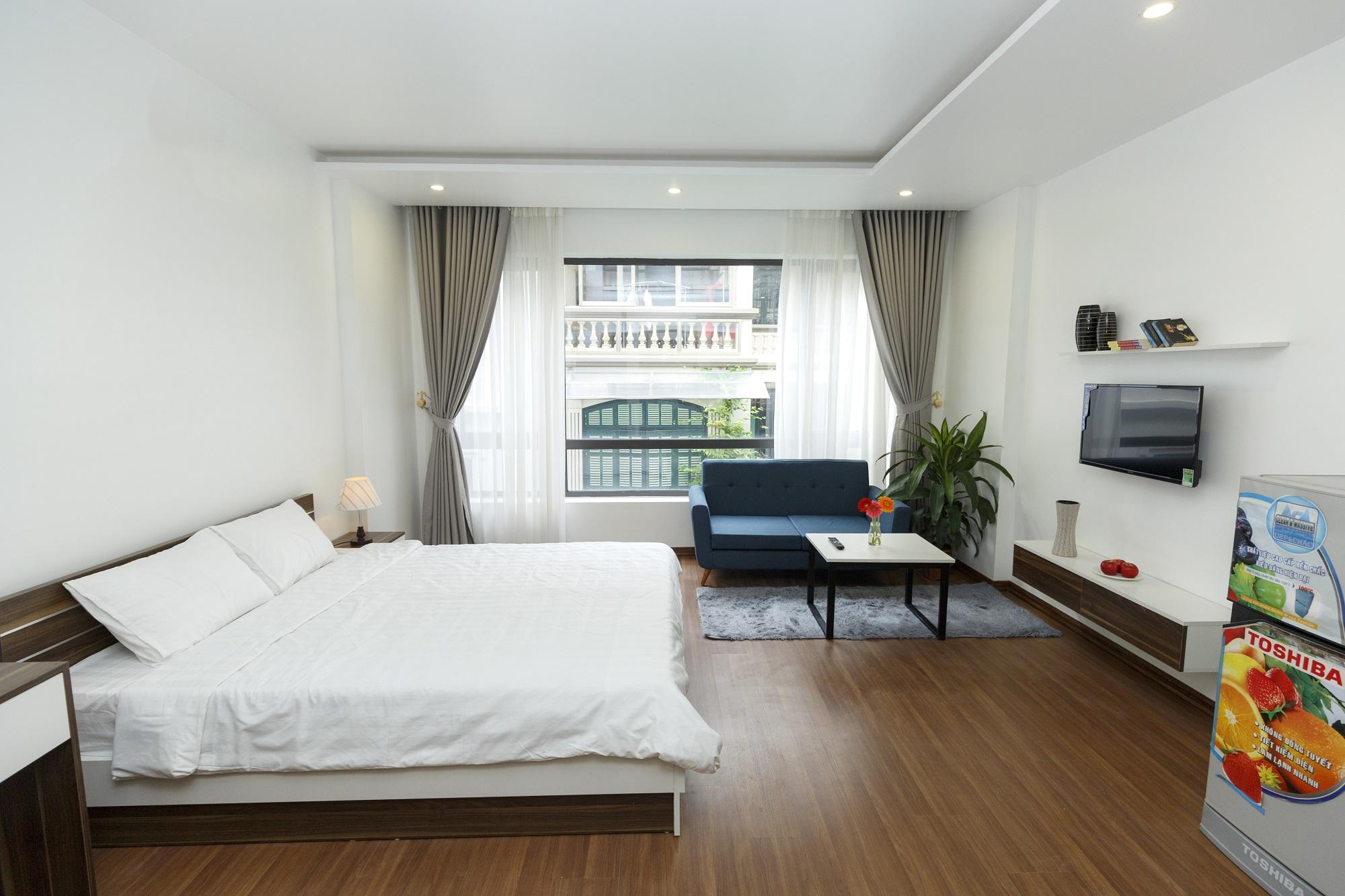 Studio Apartment in Cau Giay – Tran Quoc Hoan
