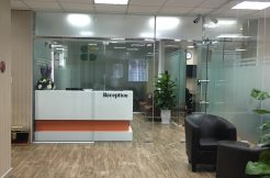 serviced office in cau giay