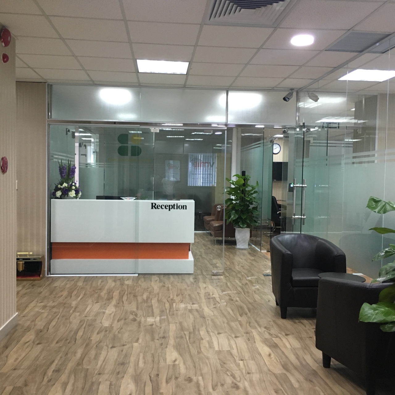 Serviced Office in Cau Giay, VietA tower, 3A tower and AC tower