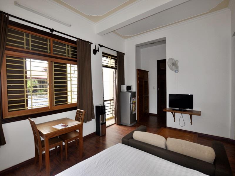 Studio Apartment To Ngoc Van – Tay Ho (Westlake)