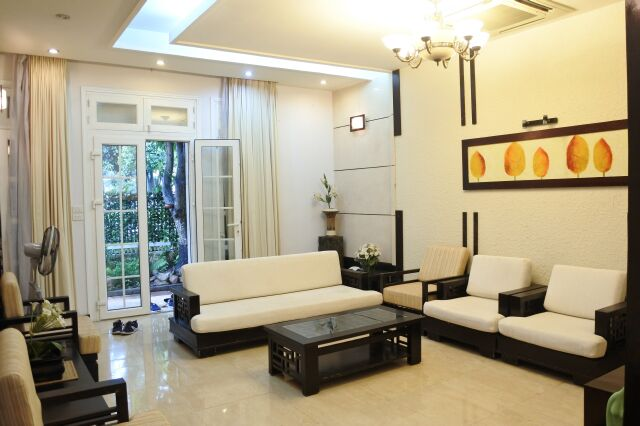 Fully furnished Ciputra villa in budget