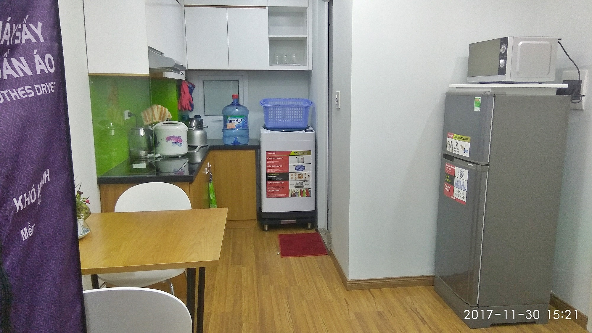 Studio Serviced Apartment Kim Ma Thuong – Ba Dinh
