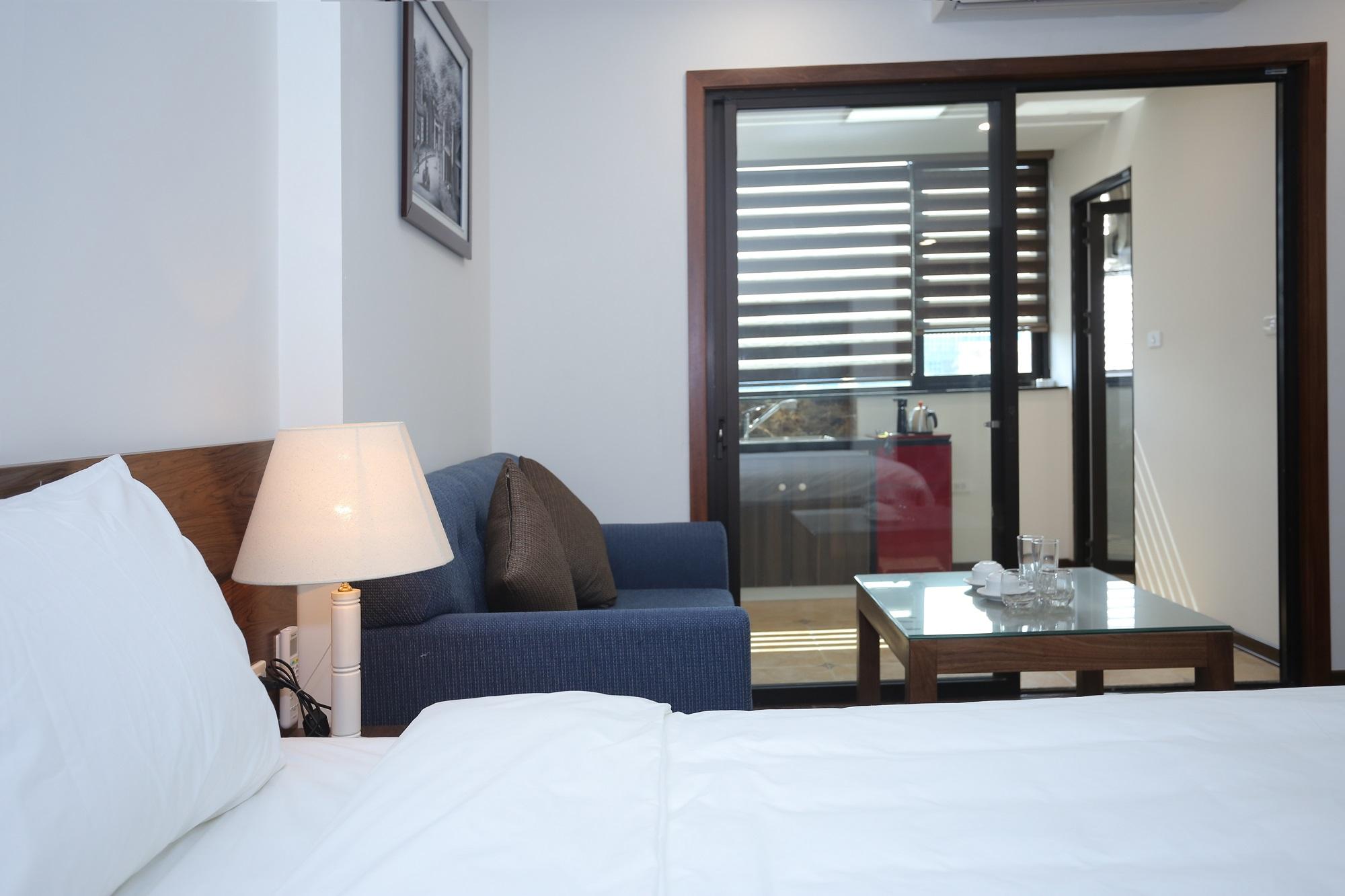 Serviced Apartment in Cat Linh – Dong Da
