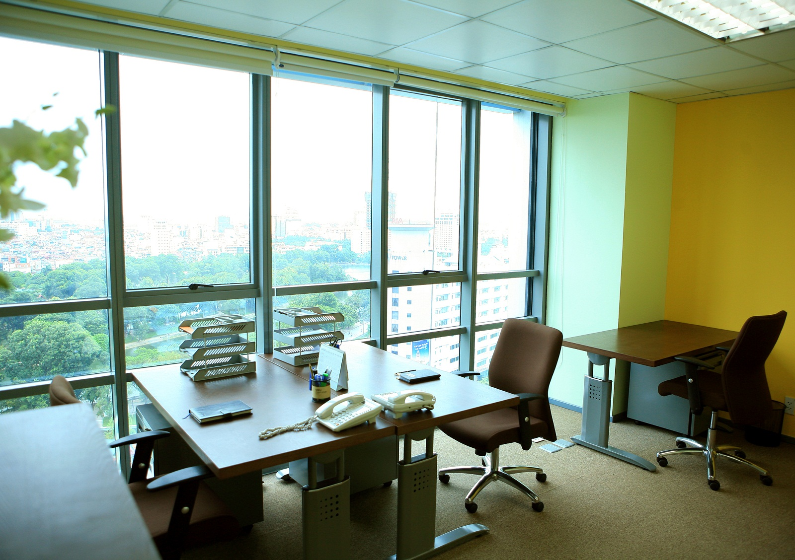 Serviced Office in ICON4 building, Ba Dinh dist, Hanoi