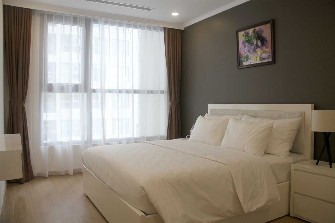 Two-Bedroom Apartment Vinhomes Gardenia for rent
