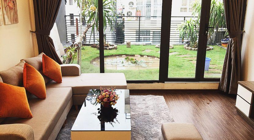 duplex apartment in ba dinh