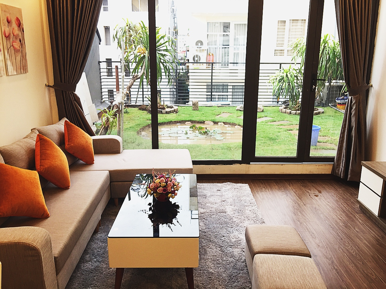 Duplex Apartment in Ba Dinh with Terrace