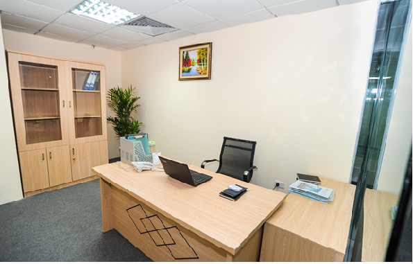 Serviced Office in My Dinh, Instant office in Hanoi, Vietnam