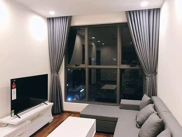 A modern Golden Palm Le Van Luong apartment