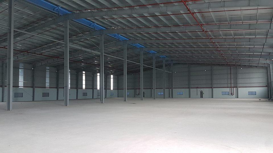 出租新厂在Pho Noi B – 兴安 2.4 美元(含VAT)