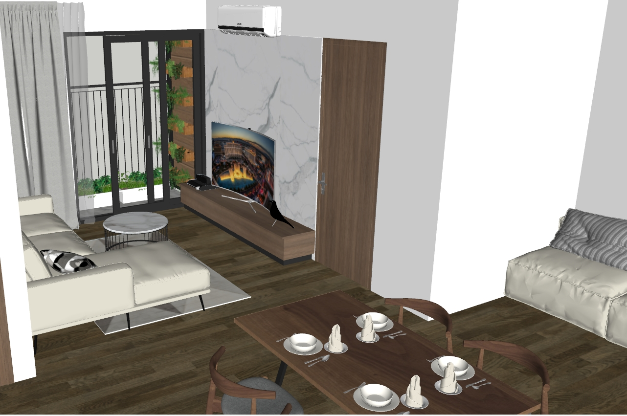 Seasons Avenue Apartment for rent in Hanoi