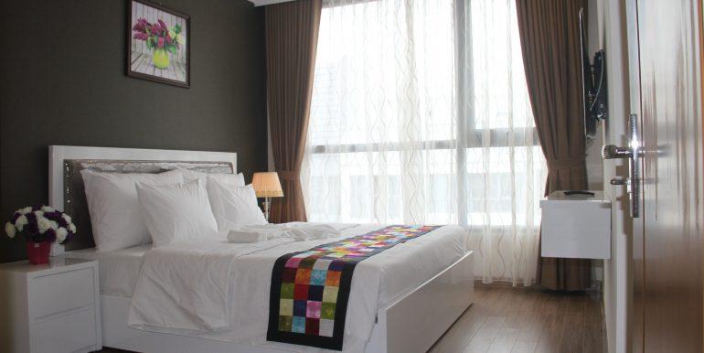 Căn hộ Park Hill 3 phòng ngủ cho thuê
