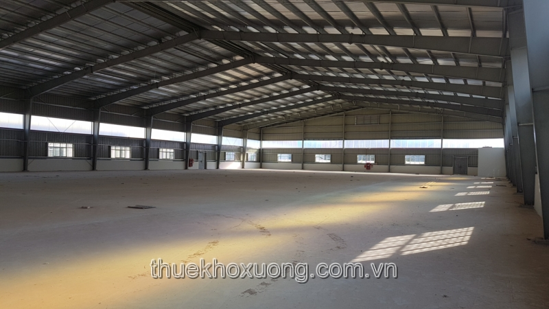Workshop/Factory for rent in Dai Dong IP – Bac Ninh