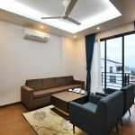 Serviced Apartment To Ngoc Van street for rent
