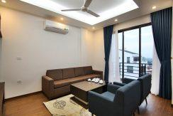 Cho thuê căn hộ dịch vụ phố Tô Ngọc Vân