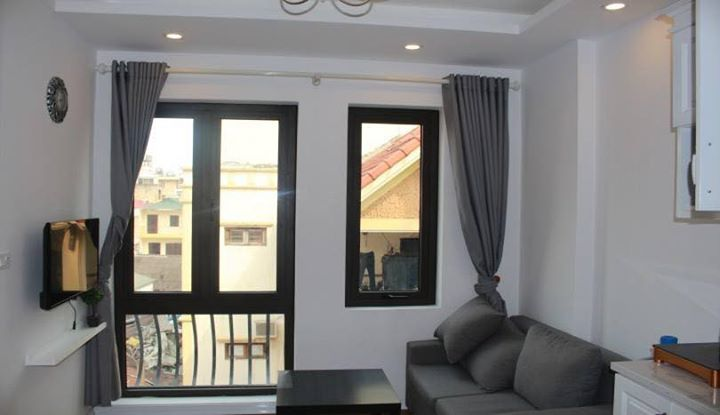 One bed apartment for rent in Doi can, Ba dinh