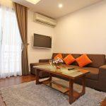 Cho thuê căn hộ dịch vụ trên phố Đào Tấn