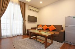 Serviced Apartment Dao Tan street for rent