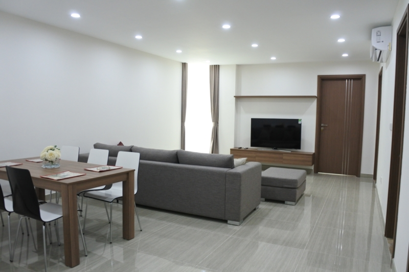 New Apartment in L3 block, Ciputra Hanoi