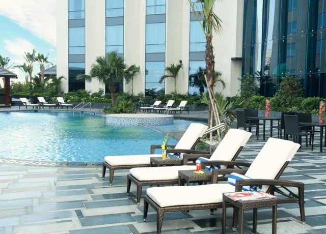 Luxury Serviced Apartment in Crowne Plaza Hanoi