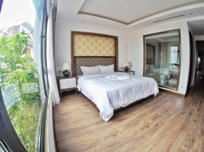 Hoan Kiem Serviced Apartments Rentals with 2 bedrooms
