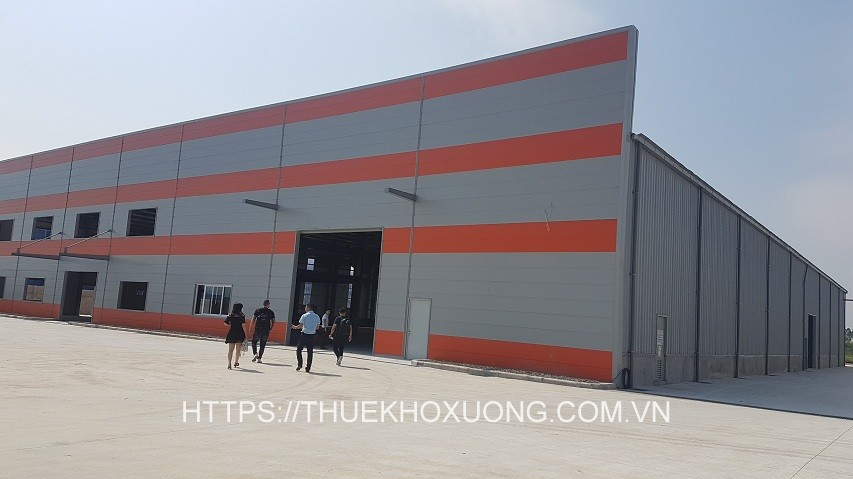 New Factory Ba Thien I Industrial Park