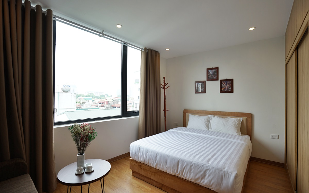 Linh Lang Serviced Apartments for rent