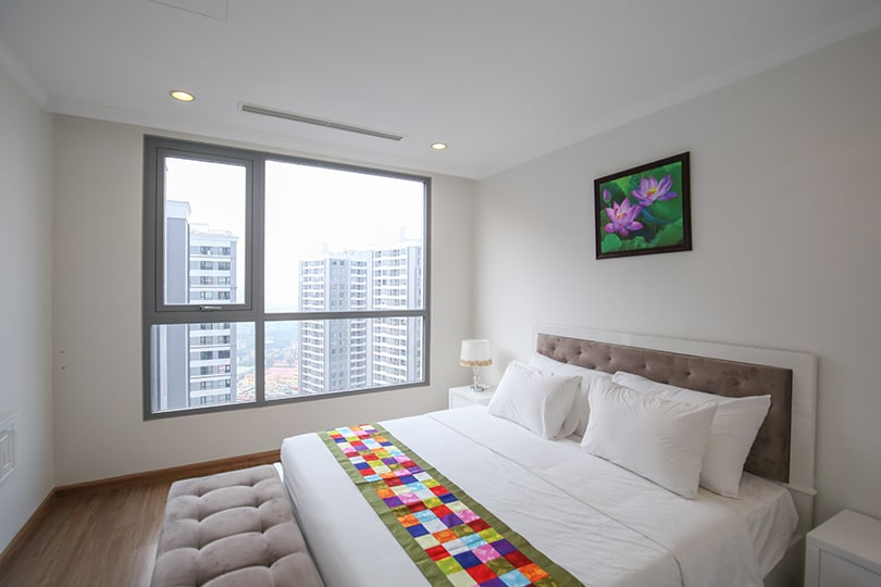 Three-bedroom Apartment Park Hill for rent