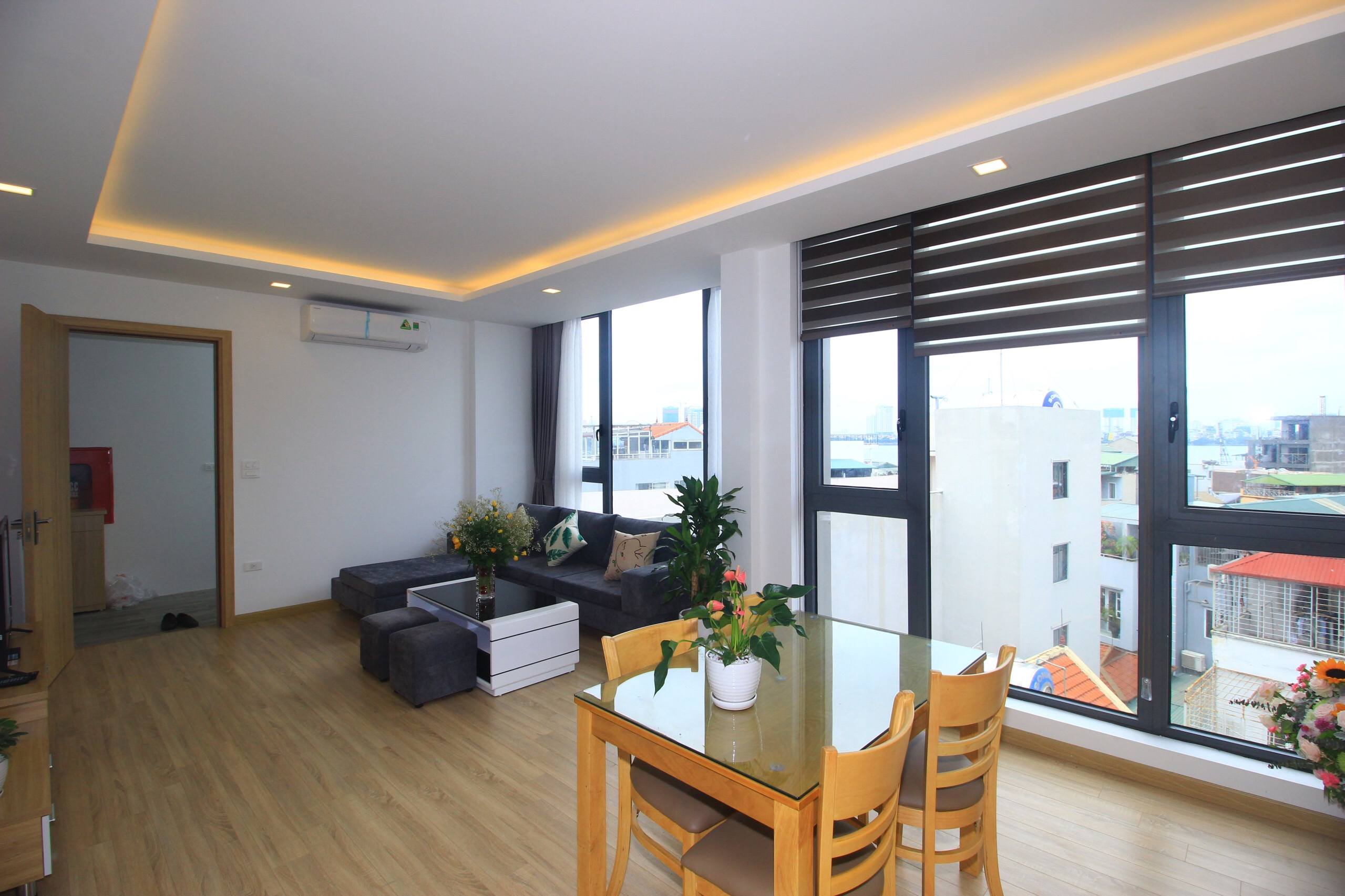 Brandnew Apartment Dang Thai Mai street for rent