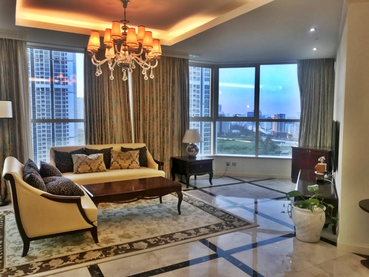 Luxury Keangnam Hanoi Apartment for rent