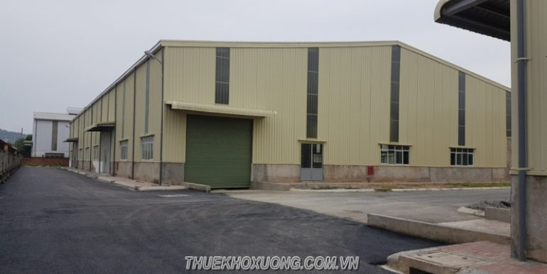Warehouse Pho Noi A Industrial Park for Lease