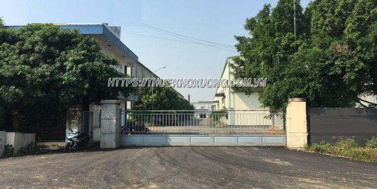 Minh Duc Industrial Park-Hung Yen province