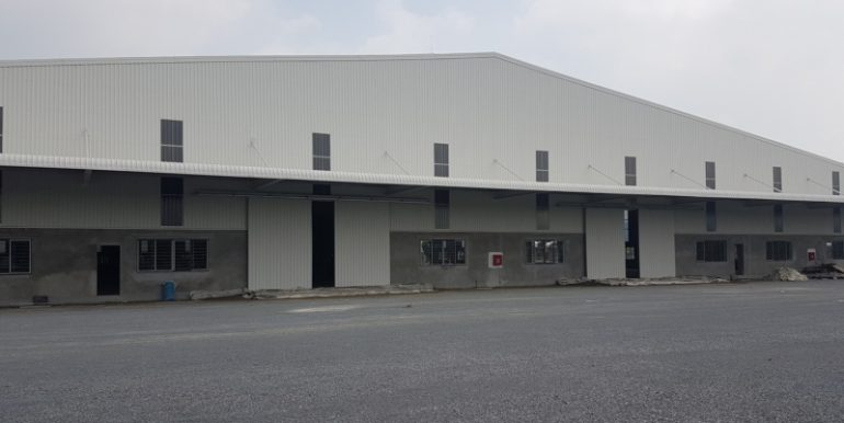 Warehouse/Factory for Lease in Hung Yen