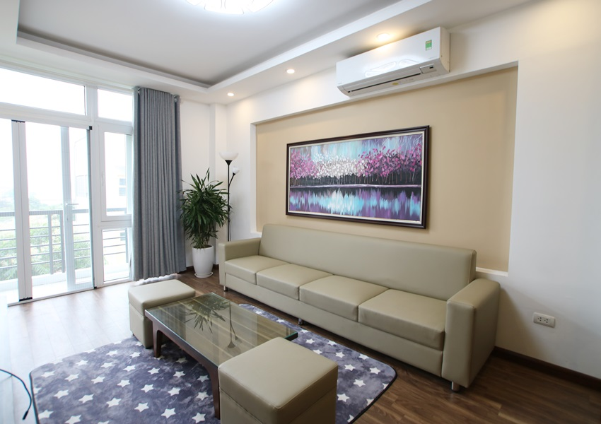 Serviced Apartment To Ngoc Van, Tay Ho