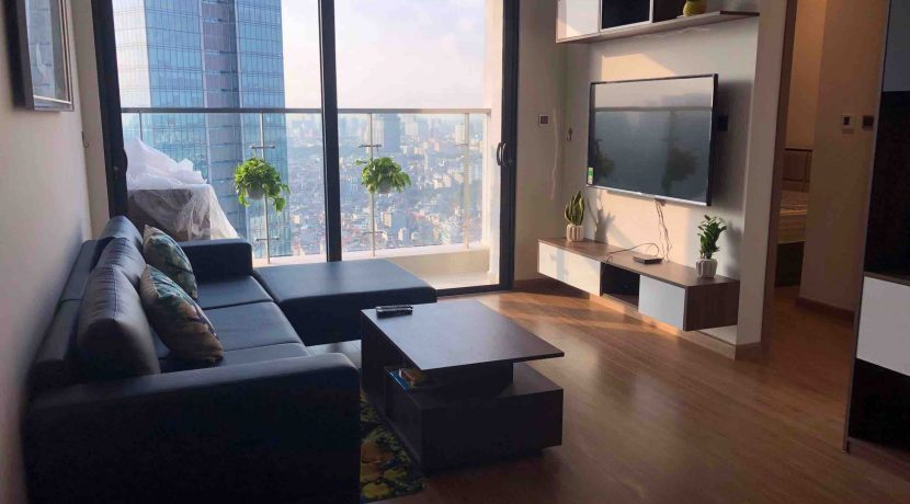 Two-bedroom Apartment Vinhomes Metropolis
