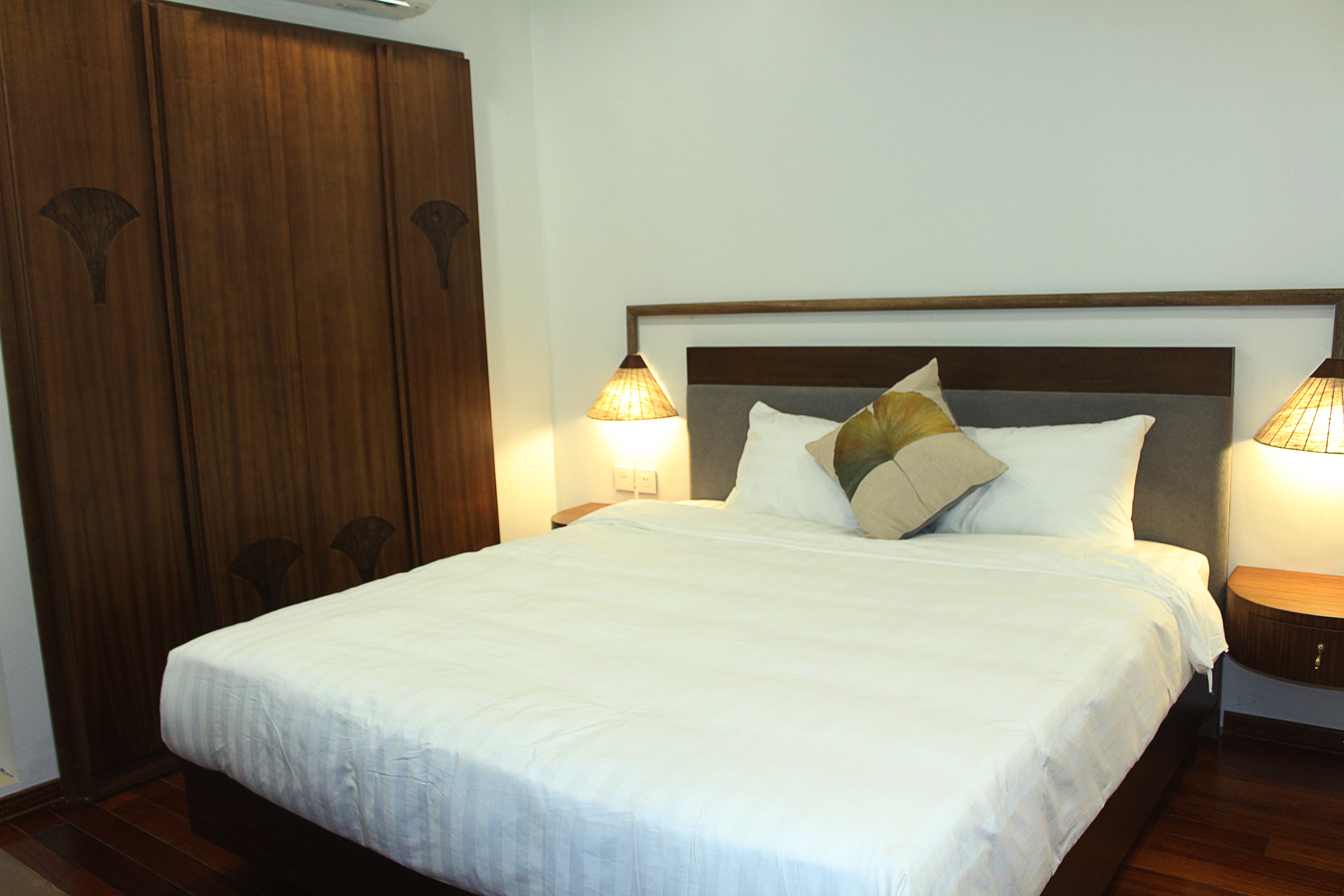 Kim Ma Serviced Apartments Sakamoto building for rent