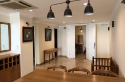 Lake view and cozy furniture apartment Ciputra Hanoi