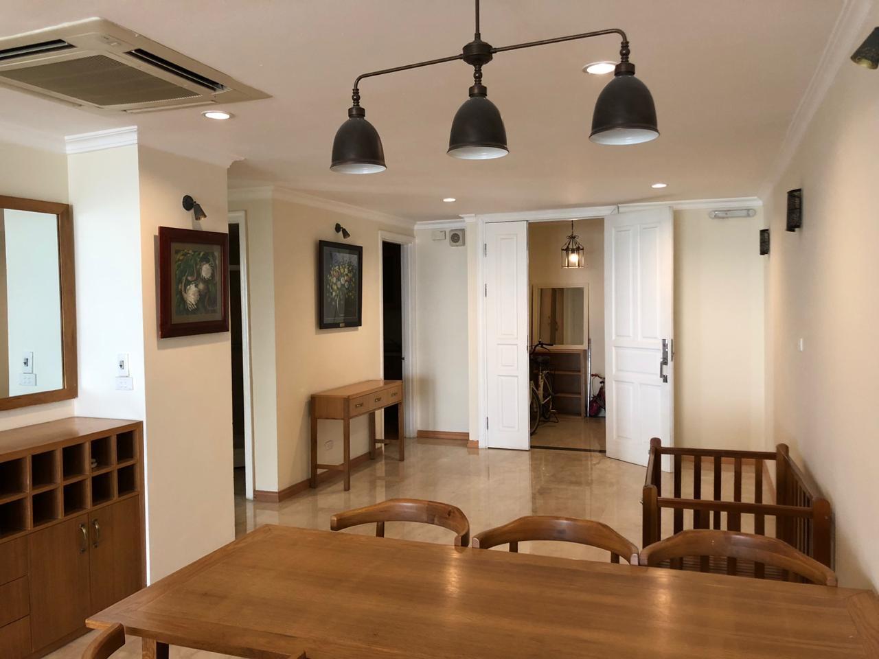Lake view and cozy furniture apartment Ciputra Hanoi