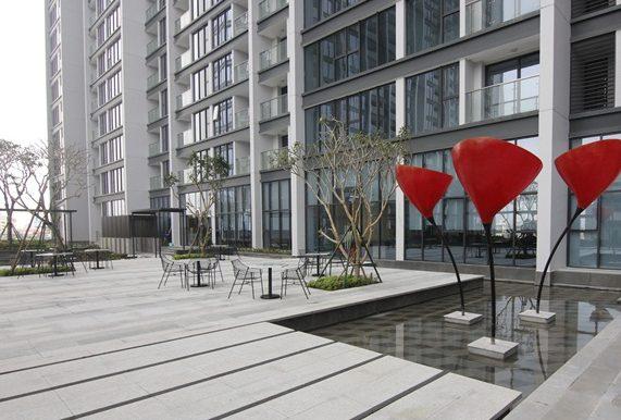 Vinhomes Metropolis Apartments, 2BRs, fully furnished