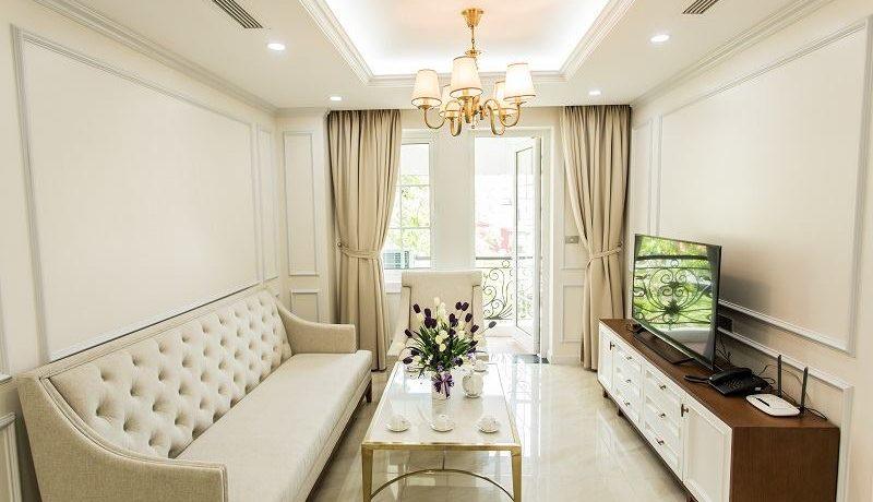 Hai Ba Trung Serviced Apartments