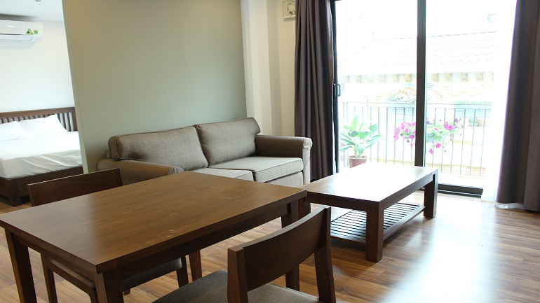 Serviced Apartment in Kim Ma street for rent