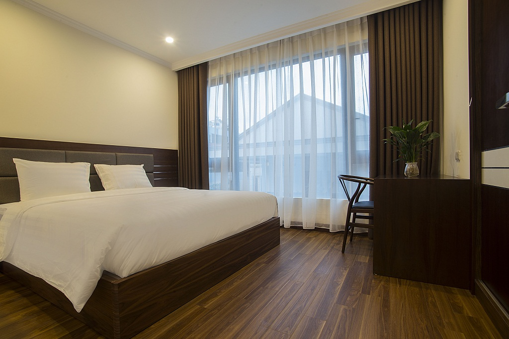 Serviced Apartment in Cau Giay area for rent