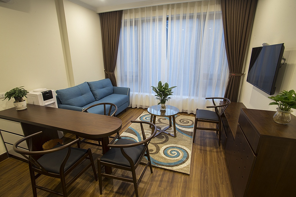 New Serviced Apartment Cau Giay area for rent