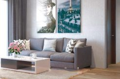 Three-Bedroom Apartment Vinhomes