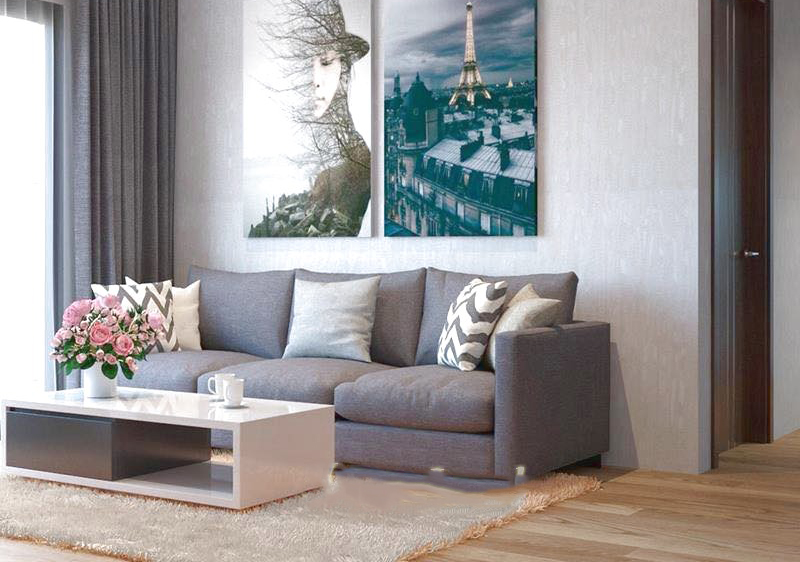 Three-Bedroom Apartment Vinhomes Metropolis for rent