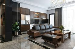 Sophisticated Apartment Vinhomes Metropolis