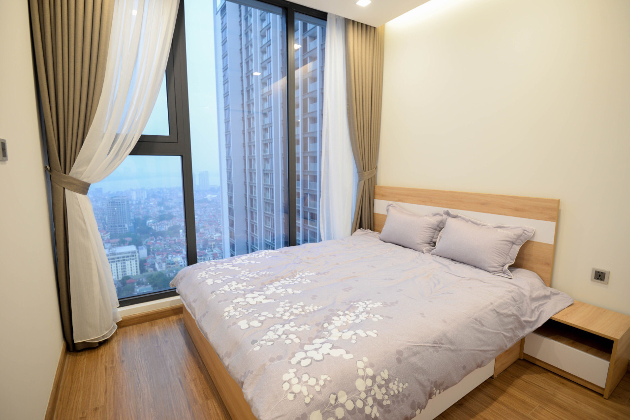 Apartments Vinhomes Metropolis project for rent